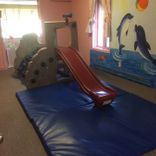 Preschool facility - play room