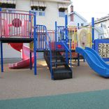 Preschool facility - outside playground